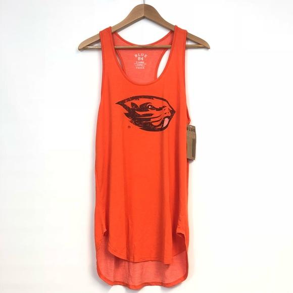 NWT Girls Red Razorback Sleeveless Tank Indiana Hoosiers Large 10//12